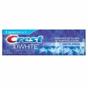 Избелваща паста Crest 3D White Arctic Fresh 99 гр