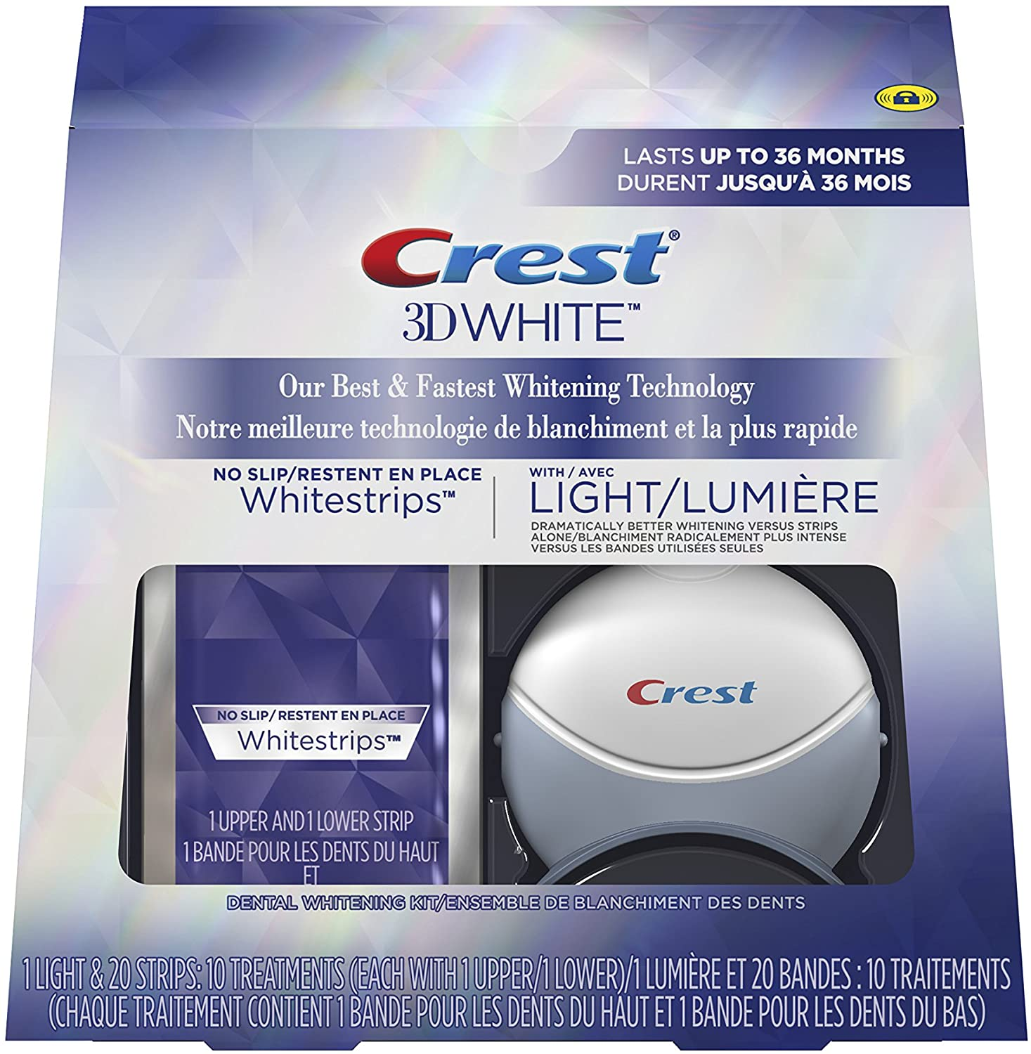 Crest Whitestrips with Light (4)