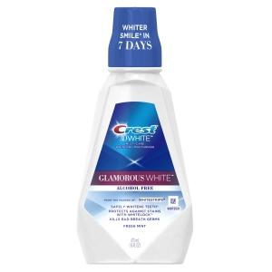 crest mouthwash glamorous white (8)