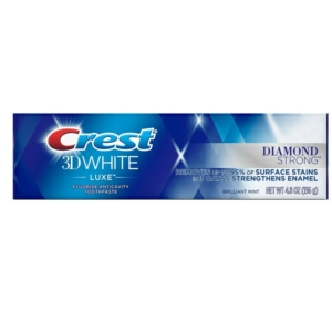 Избелваща паста Crest 3D Diamond Strong 136 гр.
