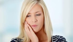 болка в зъбите и чувствителност