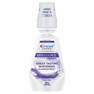 Избелваща вода за уста Crest Brilliance